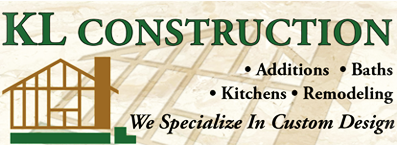 KL Construction logo