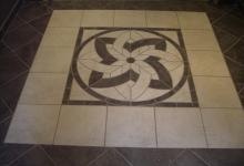 Inlay Floor - Tilework