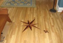 Inlay Floor - Wood